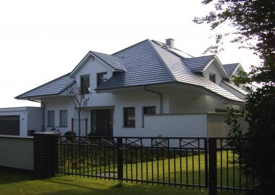 Kruse Neubau 21.04.09